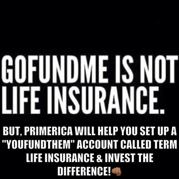If you are not already self insured then life insurance should be your number 1 priority!