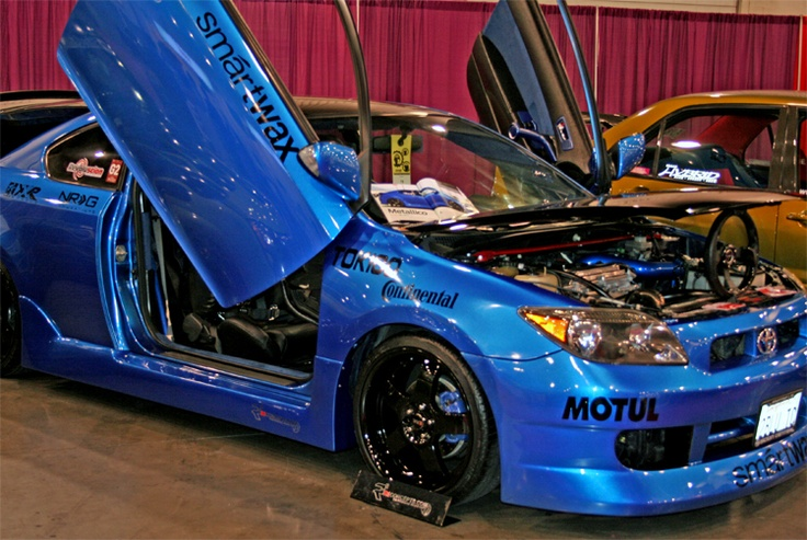 2006 Scion tC Doubles as Daily Driver and SEMA Show Car http://www.knfilters.com/news/news.aspx?ID=2372