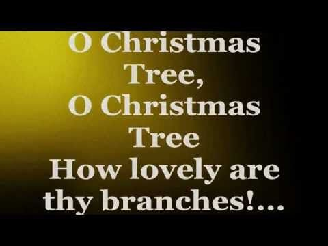 O Christmas Tree (Lyrics) - ARETHA FRANKLIN - YouTube   Holiday playlist, Favorite christmas ...