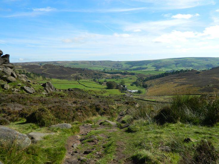 The Roaches @ The Peak District, Derbyshire