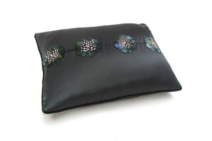 16 Best Embellished Cushions Images On Pinterest