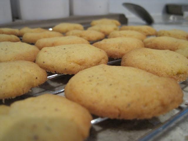 Eggnog Cookies {Christmas Cookies}