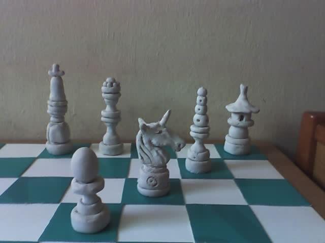 Las 25 mejores ideas sobre piezas de ajedrez en pinterest for Ajedrea de jardin
