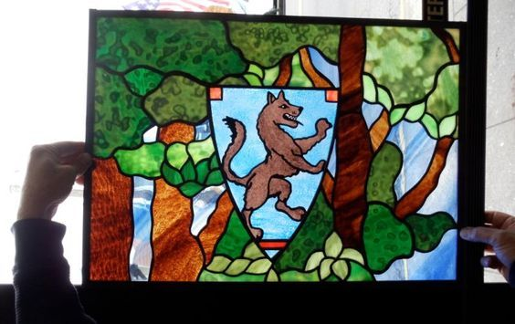 Grimm House Portland OR | stained glass for sale in Oregon | NBC Grimm