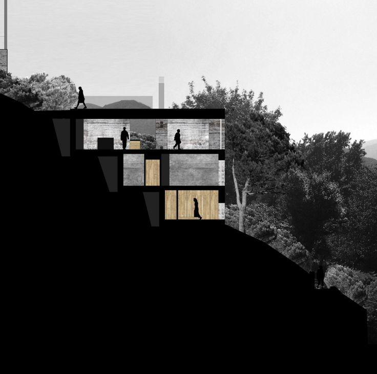 Concrete House in S.Abbondio, Switzerland | Wespi de Meuron
