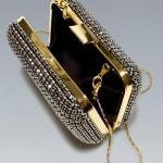 jewelled box clutch Zara