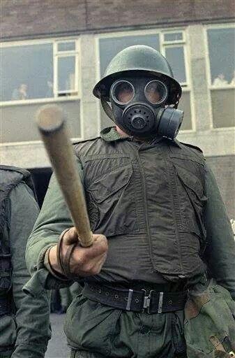 Riot kit Belfast City 69