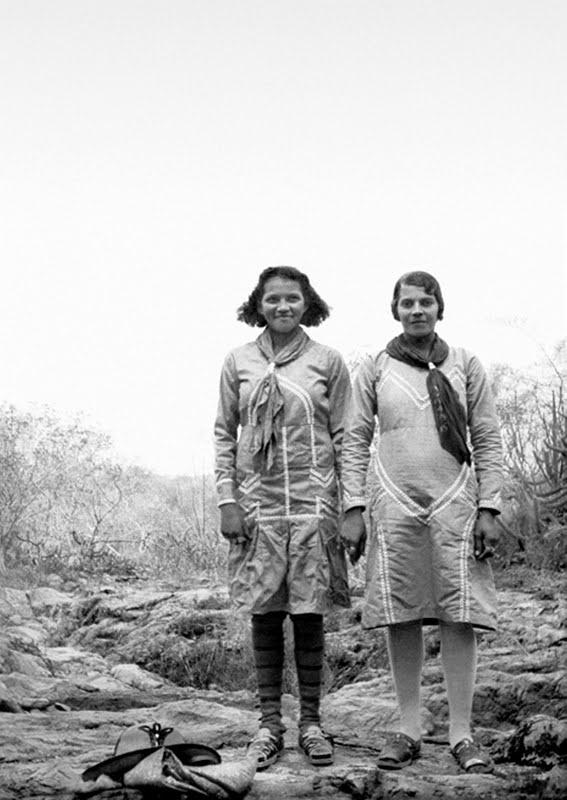 As cangaceiras Adília e Sila (?)