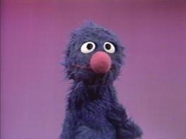 Grover - Muppets - Sesame Street - Sesame Street