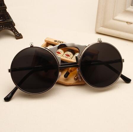 $5.11 (Buy here: https://alitems.com/g/1e8d114494ebda23ff8b16525dc3e8/?i=5&ulp=https%3A%2F%2Fwww.aliexpress.com%2Fitem%2FBrand-Steampunk-Sunglasses-Round-Steam-Punk-Metal-OCULOS-de-sol-Women-COATING-SUNGLASSES-Men-Retro-CIRCLE%2F32760732063.html ) Brand Steampunk Sunglasses Round Steam Punk Metal OCULOS de sol Women COATING SUNGLASSES Men Retro CIRCLE SUN GLASSES for just $5.11