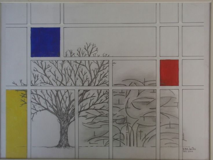 All about Mondriaan