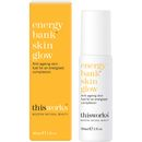 This Works Energy Bank Skin Glow Face Serum 30ml Revive radiance with the Energy Bank Skin Glow Face Serum from this works. Fortified with Green Algae and Corn Seed Extract, the powerful, anti-ageing serum boosts lack-lustre skin, whilst a blend of  http://www.MightGet.com/january-2017-12/this-works-energy-bank-skin-glow-face-serum-30ml.asp