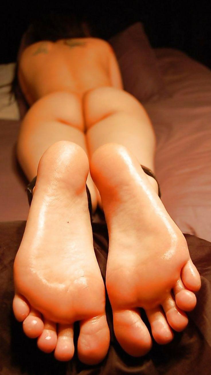 Oily Feet
