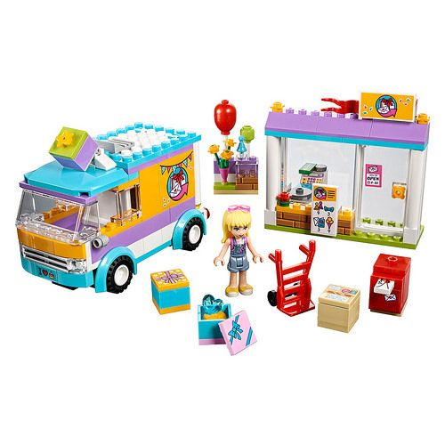 Les 25 meilleures id es de la cat gorie lego friends sur pinterest - Salon de coiffure lego friends ...