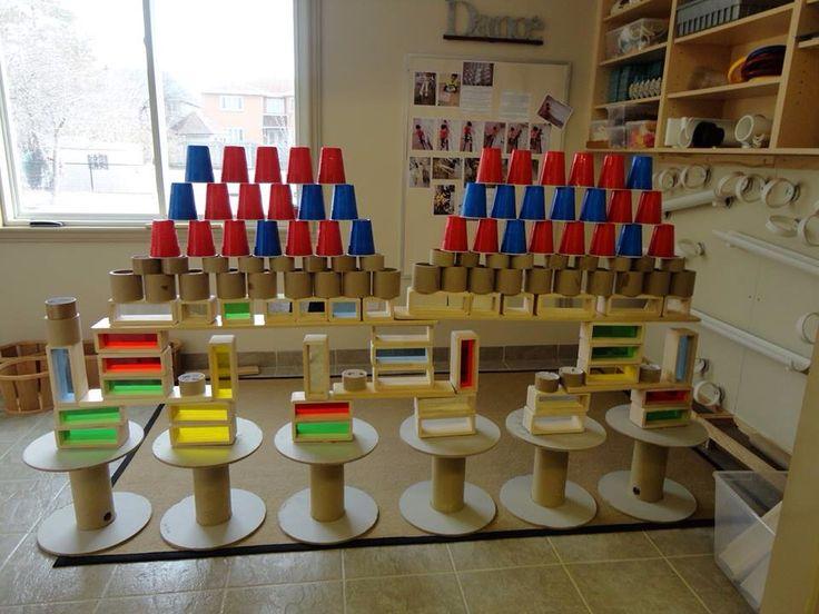 Rijke leeromgeving bouwhoek