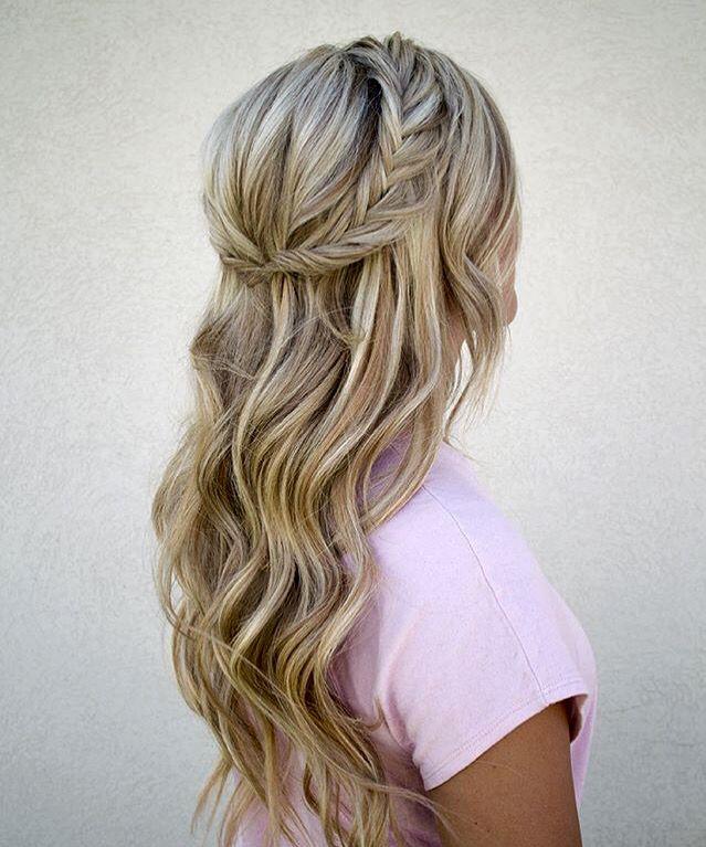 Fantastic 17 Best Ideas About Semi Formal Hair On Pinterest Diy Hair Hairstyles For Women Draintrainus