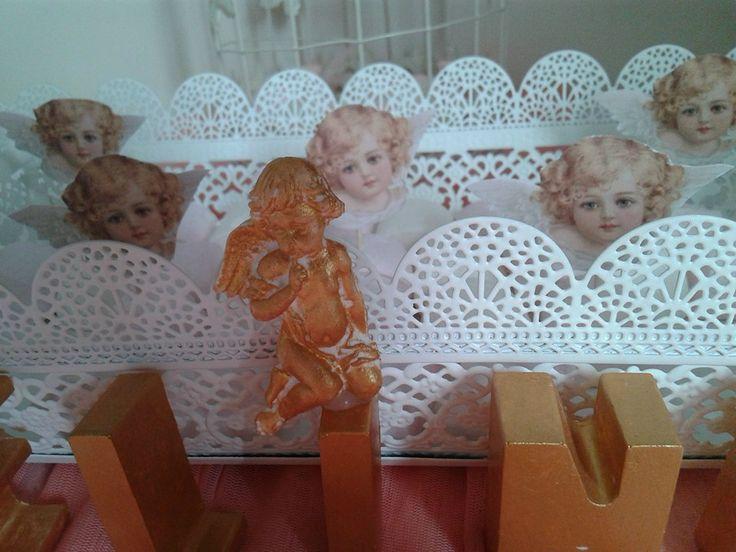 FOTOĞRAFLAR - www.hanieldavetveorganizasyon.com Welcome angel baby organization ideas Hoş geldin melek bebeğim organizasyon-kokulu taş isimlik