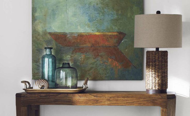 A blend of elements. | Grandin Road Color Crush on Laguna