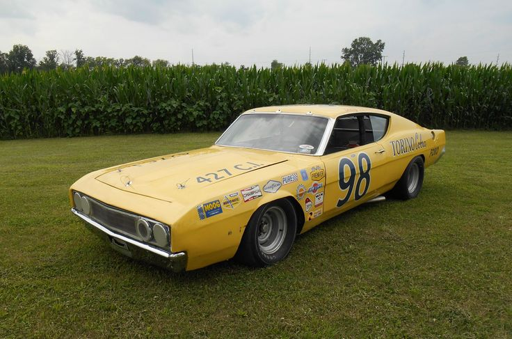 Vintage NASCAR racers to appear at Concours d'Elegance of America ...