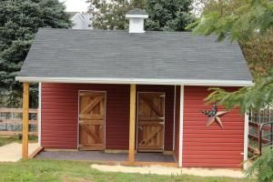 horse shelter ideas | Please Share: Barn Plans and Ideas - Page 2 - Miniature Horse Forum ...