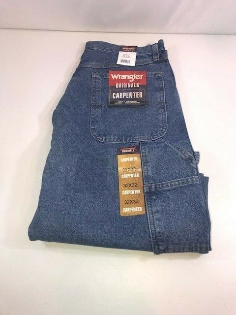 6f705d7f944 NEW Men's Wrangler Originals Carpenter Jeans 32 W x 32 L 940ROAS New w/Tags  #fashion #clothing #shoes #accessories #mensclothing #jeans (ebay link)