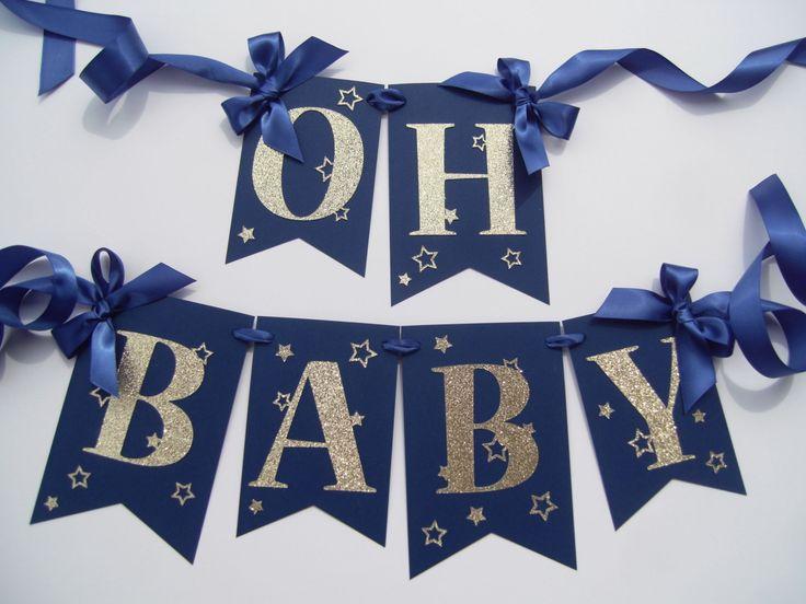 25 Best Baby Shower Banners Ideas On Pinterest Baby Boy