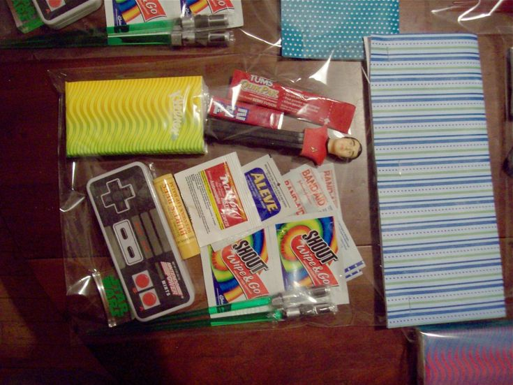 Wedding survival kits