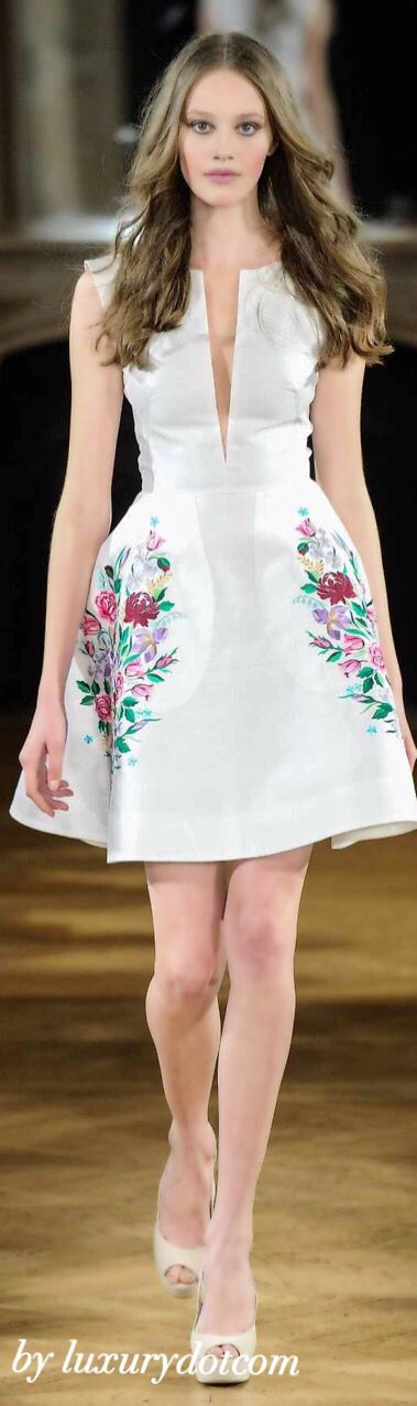 Yanina Couture Spring Summer 2015