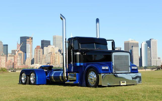 Post up some custom big rigs -