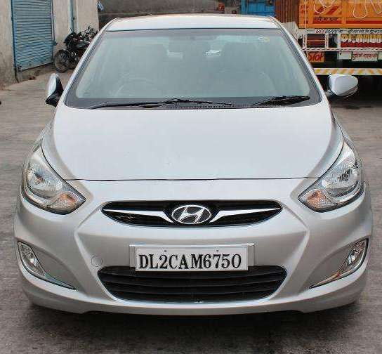 #Hyundai #Verna 2011 Model Silver color #Delhi registered car. Check below for more details on this car - http://dreamwheels.in/Buy/Used-Cars-306/Hyundai-Fluidic-Verna  #Used #Car #India