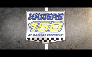 The ARCA Racing Series Kansas 150, from Kansas Speedway