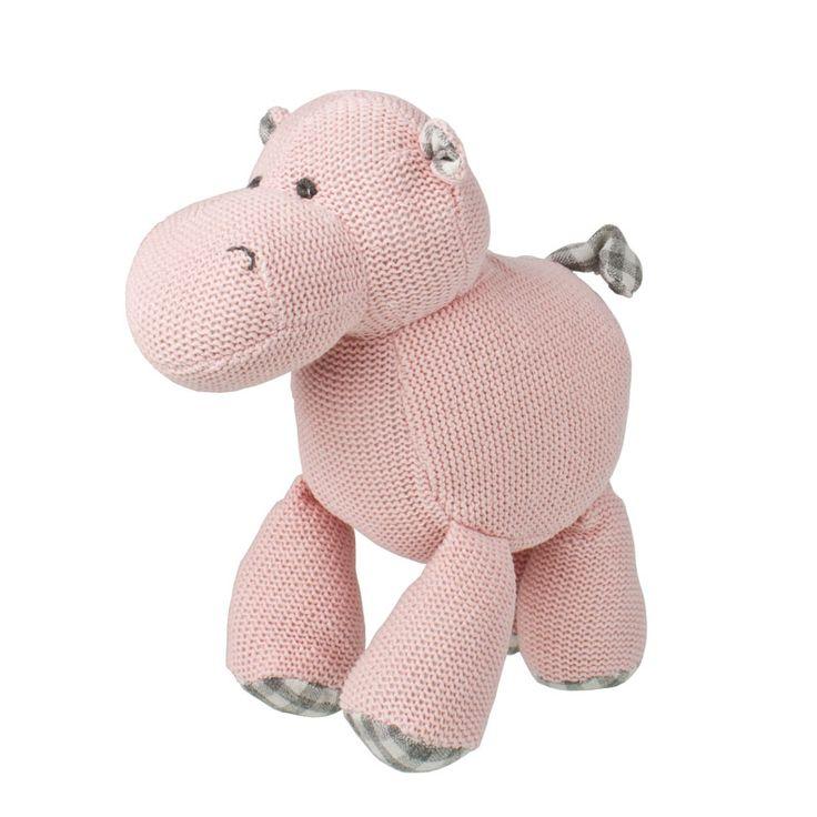 Pink Hippo - www.koop.co.nz