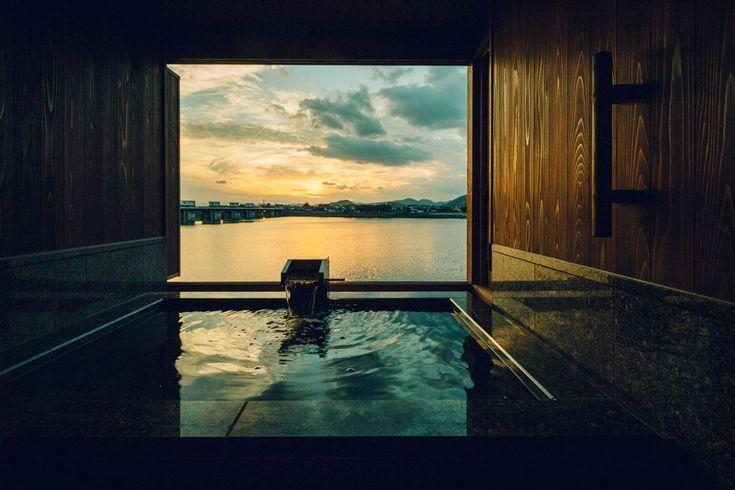 絶景と良質の湯に恵まれた東海の宿犬山温泉下呂温泉