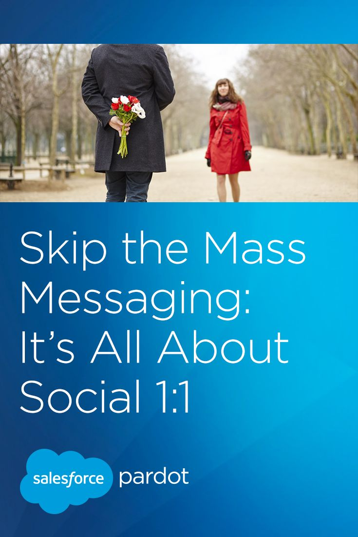 Mass message online dating