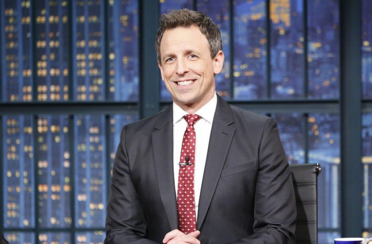 Seth Meyers slams Trump's climate denial in 'Late Night' segment