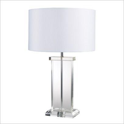 Natalie Crystal Table Lamp Domus | Wayfair