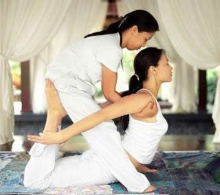 Thai massage - most detoxing massage i have ever performed and experienced