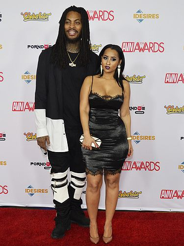 Tammy Rivera and Waka