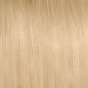 #24 sandy blonde color, natural clip-in hair extensions  shop here: www.hairself.pl