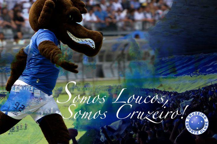 Card Cruzeiro Esporte Clube.