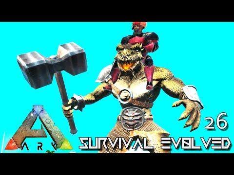 nice ARK: SURVIVAL EVOLVED - WereDRAGON PEOPLE GELRAGARIAN