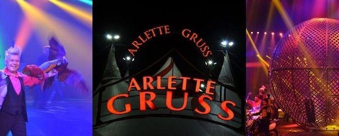 « 30 ans - Écris l'Histoire » à Lille, le nouveau spectacle du Cirque Arlette Gruss