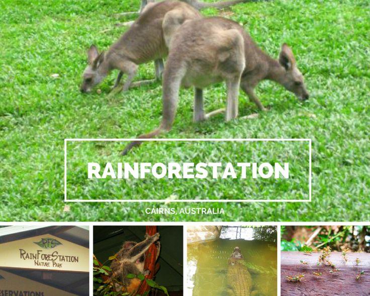 RainForeStation - #Cairns, #Australia