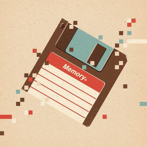 Floppy Disk - Zara Picken