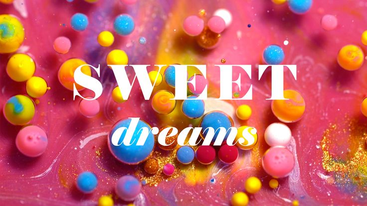 Sweet Dreams on Behance