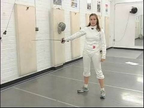 Epee Fencing Attacks : Maximizing Reach in Epee Fencing