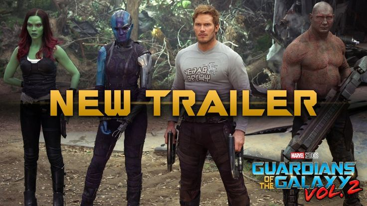 The Guardians Are Back to Save the Day in a Fun New Trailer for Guardians of the Galaxy Vol. 2