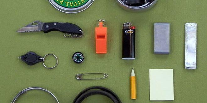 Survival Pucks, o mini kit de sobrevivência que pode livrar o mountain biker do sufoco | MTB Brasília