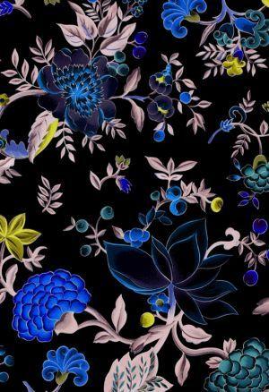 Escuridão- Azul