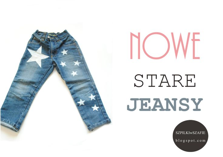 how to re- make old jeans shopnumerouno.blogspot.com szpilkiwszafie.blogspot.com